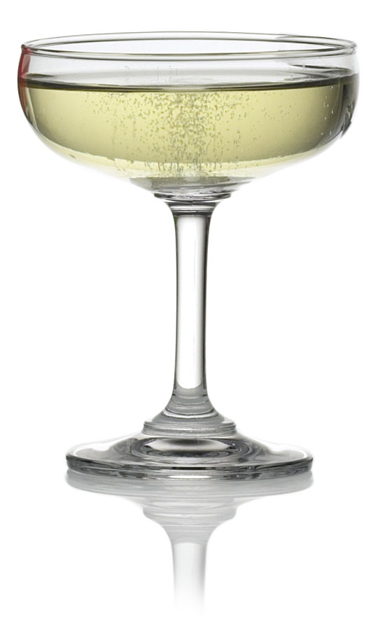 1501S05 - Saucer Champagne