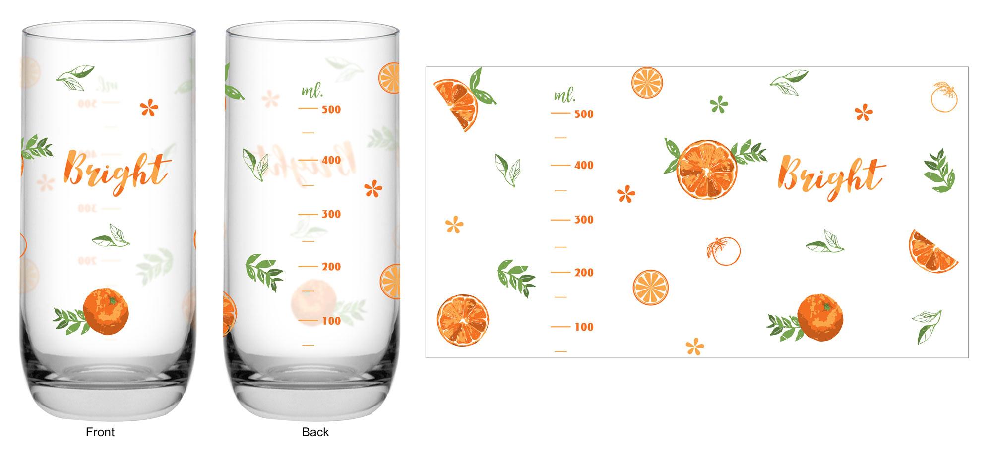 B00322 - Orange