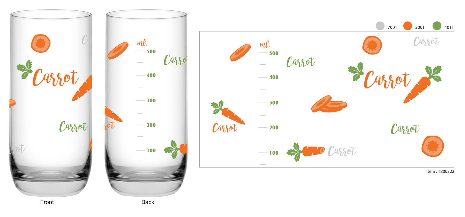 B00322- carrot