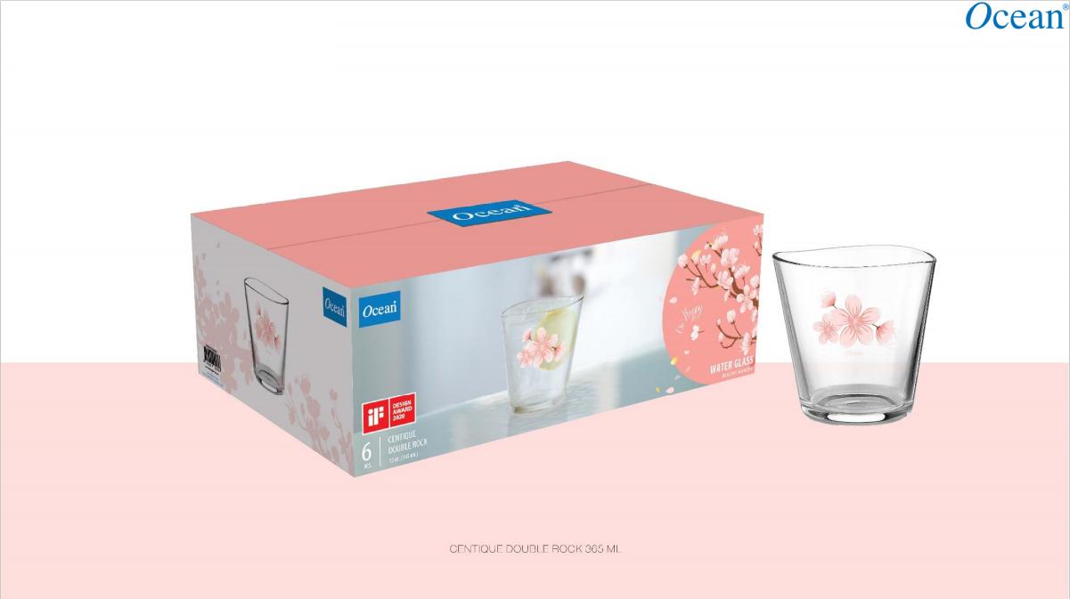 Peach Blossom Centique DR Set