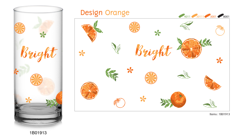 B01913 - Orange
