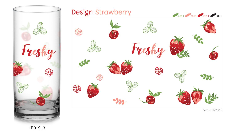 B01913 - Strawberry