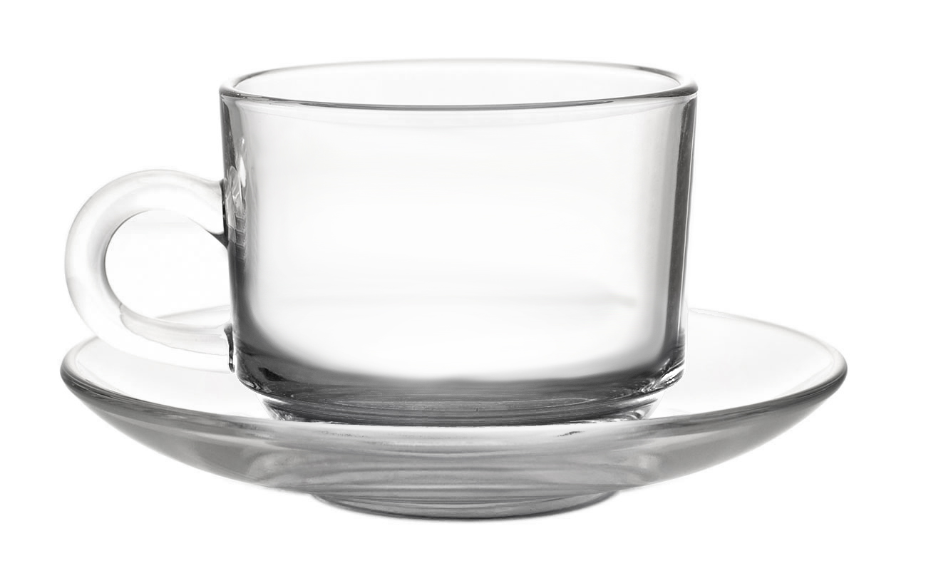 P00340-271 stack tea cup plain